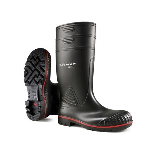 Dunlop Botte de sécurité A442031 Noir S5